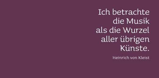 Zitat von Heinrich von Kleist